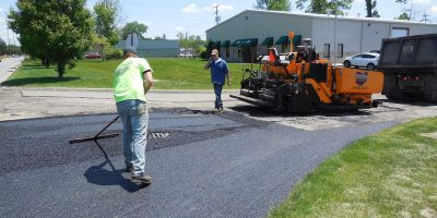 Commerical Asphalt Paving