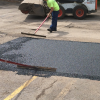 patching and pothole repair columbus