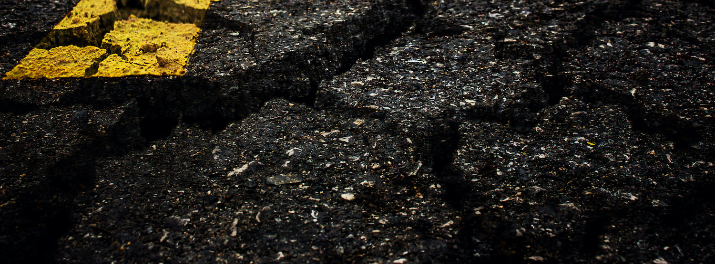 common asphalt problems