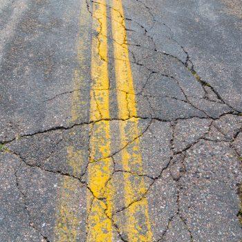 asphalt crack repair columbus ohio