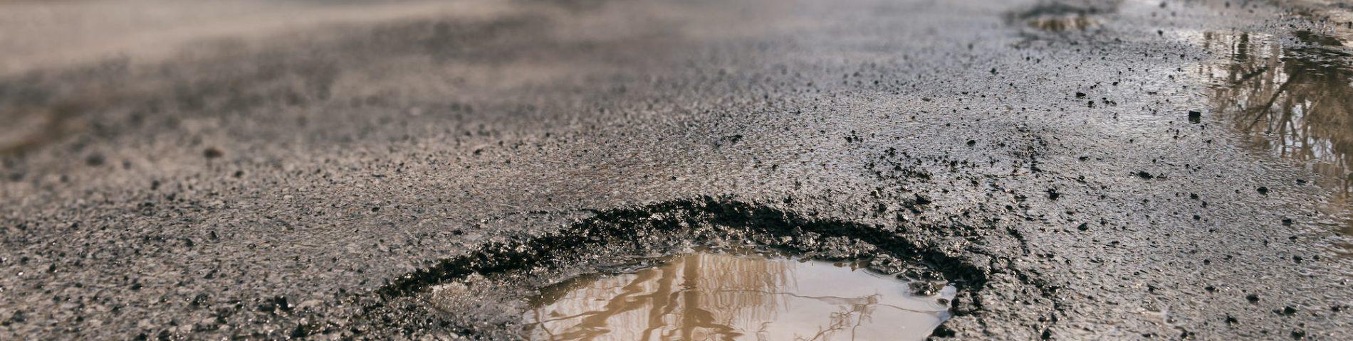 Pothole season in Ohio